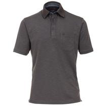 Polo Shirt   Baumwolle gemischt   olive