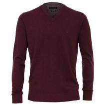 Pullover V- Neck   100% Baumwolle