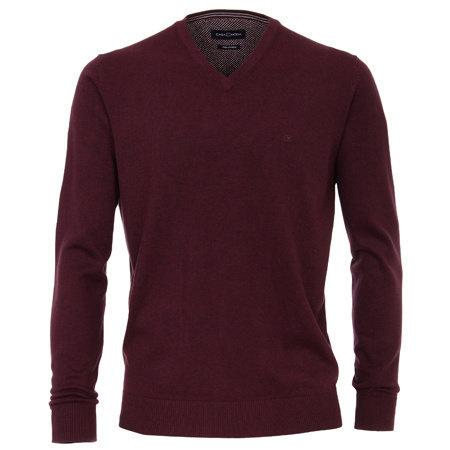 CASA MODA Pullover V- Neck | 100% Baumwolle