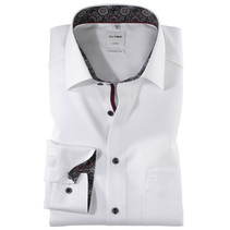 Hemd weiss | 100% Baumwolle