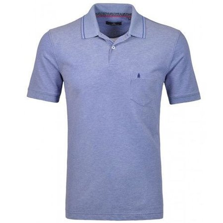 RAGMAN Polo Shirt auch in Grossen Grössen