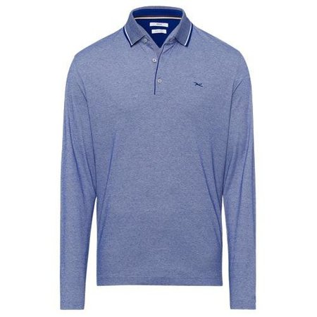 BRAX (BX) Polo Shirt langarm XL bis 5XL