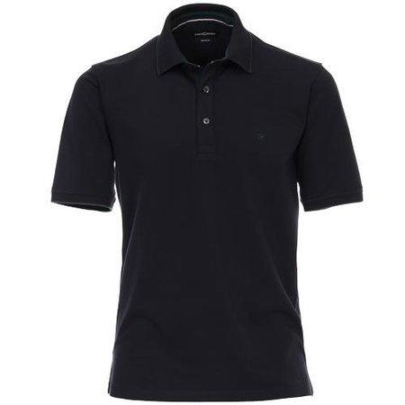 CASA MODA Polo shirt blau | L bis 5XL
