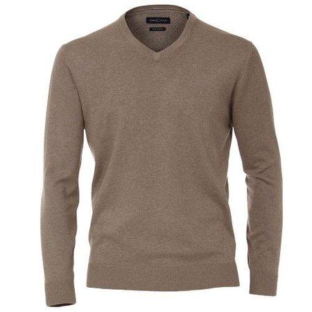 CASA MODA Pullover V- Neck   XL bis 4XL