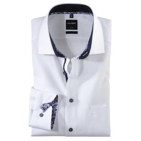 OLYMP Hemd weiss auch in Übergrössen