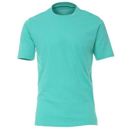 CASA MODA T Shirt uni blau | M - 5XL