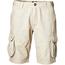 REPLIKA JEANS Shorts beige in grossen Grössen
