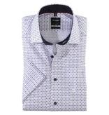 OLYMP Hemd Olymp kurzarm in Übergrössen erhältlich