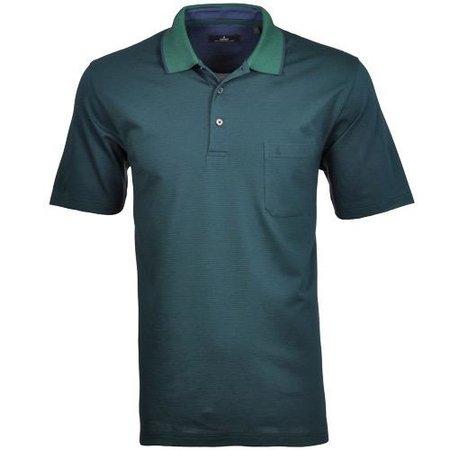 RAGMAN Polo Shirt Ragman grosse Grössen L bis 5XL