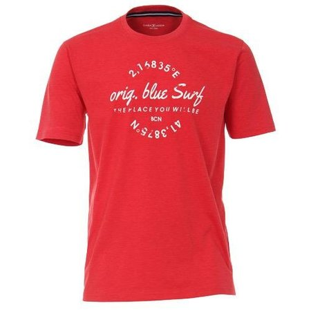 CASA MODA T- shirt Casa Moda L bis 5XL