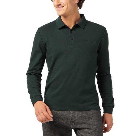 PIERRE CARDIN Polo Shirt langarm L bis 5XL