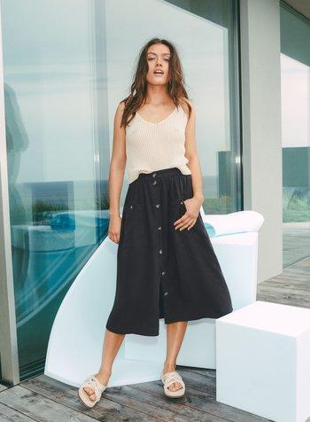 MbyM monet annalee skirt black