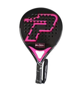 Power Padel Black Brillo 2 - Fucsia