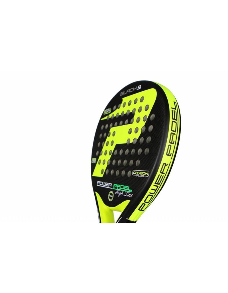 Power Padel Power Padel Black Mate - Fucsia - Copy