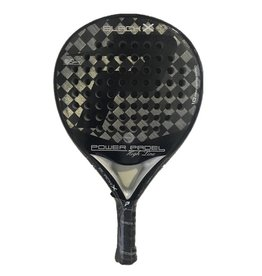 Power Padel Black Mate - Copy