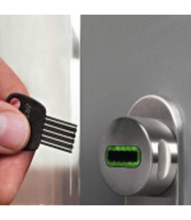 Slim codeslot, een veilig alternatief voor het sleutelkastje