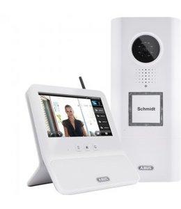 Deurbelsysteem met camera en intercom