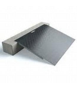 SecuCare Aluminium drempelhulp