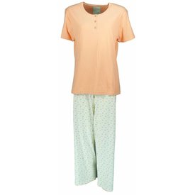 Tenderness Dames Pyjama Zalm