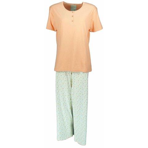 Tenderness Dames Pyjama Zalm TEPYD1302B