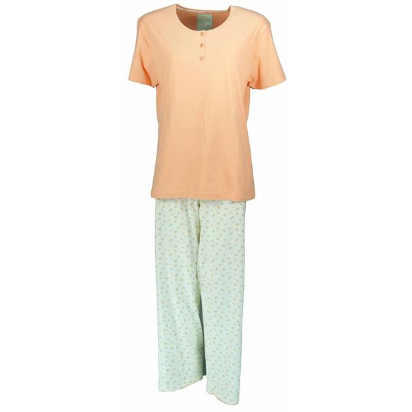 Tenderness Dames Pyjama Zalm