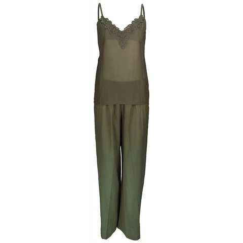 Irresistible Dames pyjama Taupe