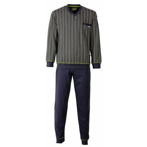 M.E.Q Heren Pyjama Grijs