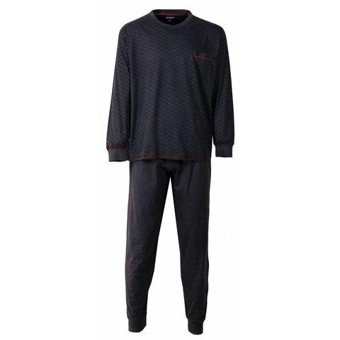 Paul Hopkins Heren Pyjama Grijs