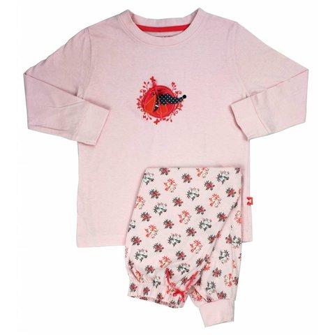 AngelFish Roze Meisjes Pyjama Roze AFPYY1304B