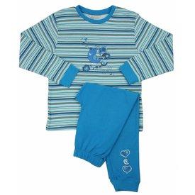 Angelfish Angelfish Meisjes Pyjama Blauw AFPYY2108A
