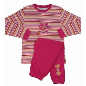 Angelfish Angelfish Meisjes Pyjama Roze AFPYY2108B