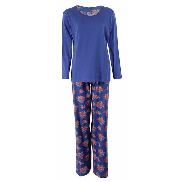 Irresistible Irresistible Dames Pyjama Blauw