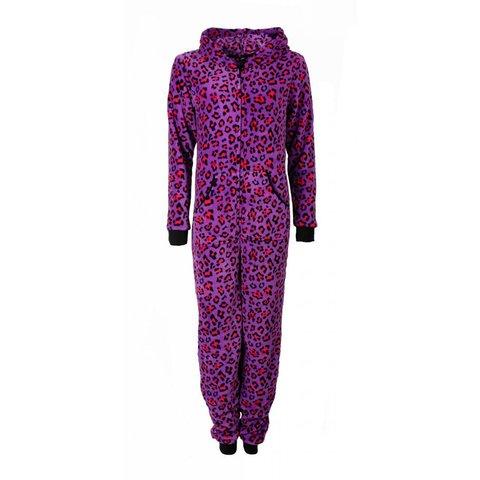 Irresistible Dames Onesie Pyjama Paars IRPYD2912A