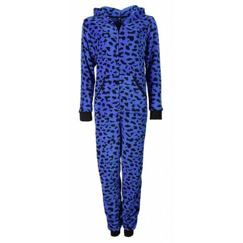 Irresistible Dames Onesie  Pyjama Blauw IRPYD2610A