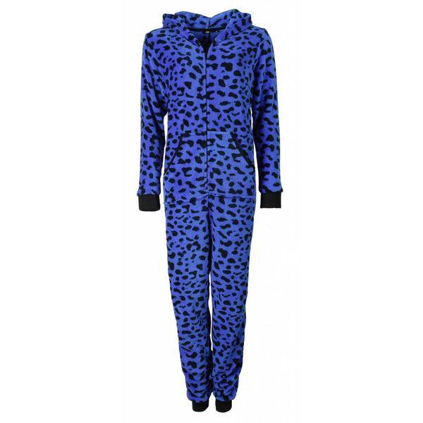 Irresistible Irresistible Dames Onesie  Pyjama Blauw IRPYD2610A