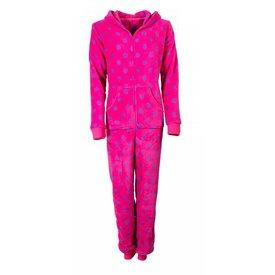 Irresistible Irresistible Dames Onesie Pyjama Roze IRPYD2611A