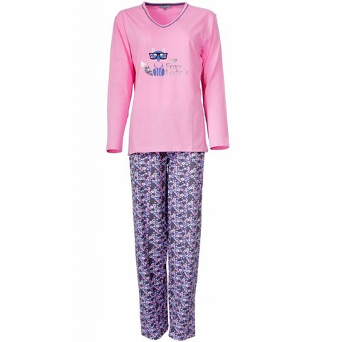 Irresistible Dames Pyjama Roze IRPYD2307B