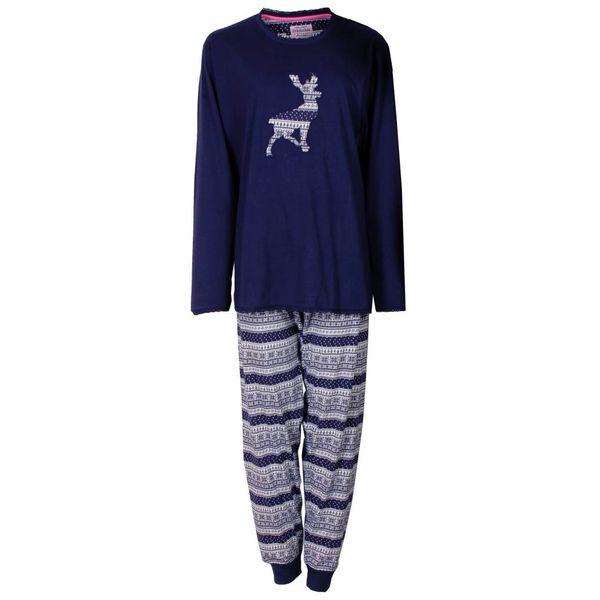 Irresistible Irresistible Donker Blauw Dames Pyjama  IRPYD2410A