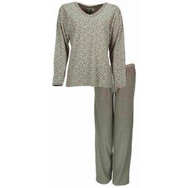 Irresistible Irresistible Dames Pyjama Beige
