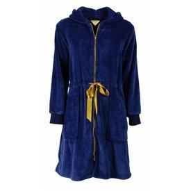 Irresistible Irresistible Dames Badjas Blauw  IRBRD2503A