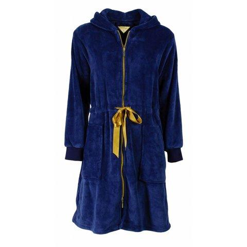 Irresistible Dames Badjas Blauw  IRBRD2503A