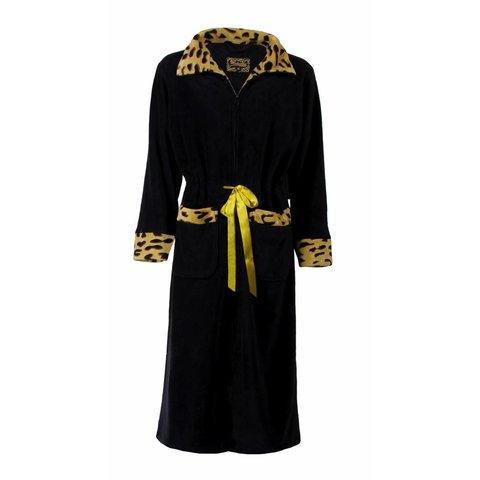 Medaillon Dames Badjas Zwart
