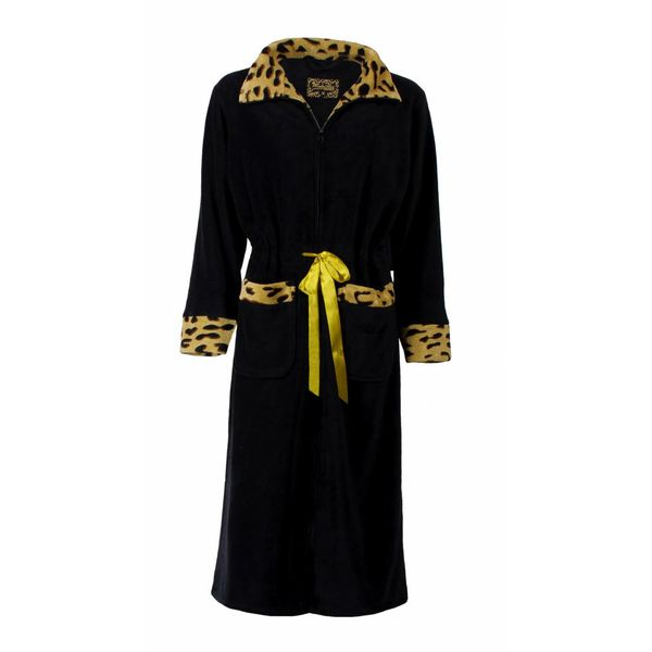 Medaillon Medaillon Dames Badjas Zwart