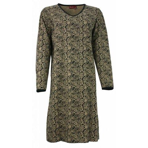 Medaillon Dames Nachthemd Goud