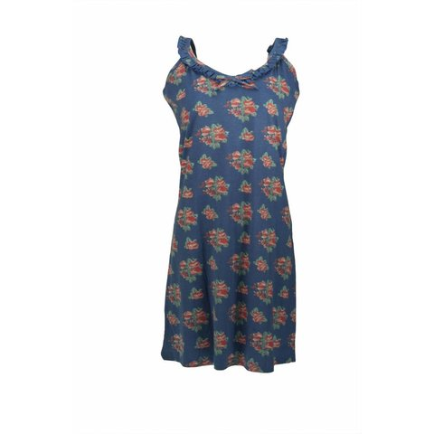 Irresistible Dames Nachthemd Blauw