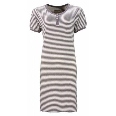 Irresistible Dames Nachthemd Streepjes