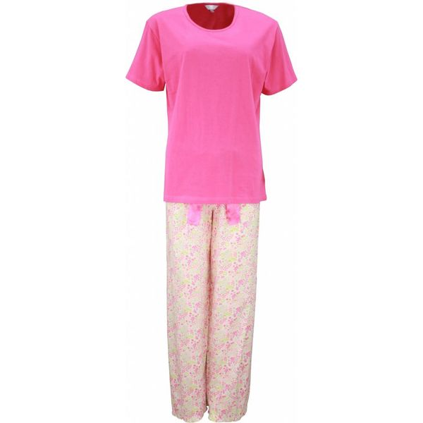 Tenderness Tenderness Dames Pyjama Roze maat XL