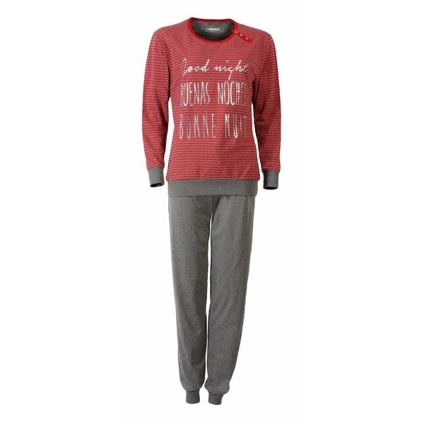 Irresistible Irresistible Dames Pyjama Rood