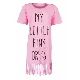 Tenderness Tenderness Dames Bigshirt Roze