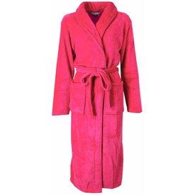 Irresistible Irresistible dames badjas Donker Roze kleurig IRBRD2409A -RH